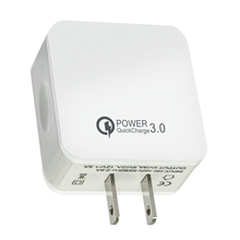 <strong>CE</strong> approved EMC LVD Quick charging qc 3.0 usb wall charger 5V 3A cargador original