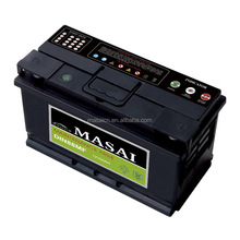 Manufacturing High Quality DIN standard Starting Lead Acid Dry Charged batteries for Car/Auto/Vehicle MF53646 12 Volt Battery