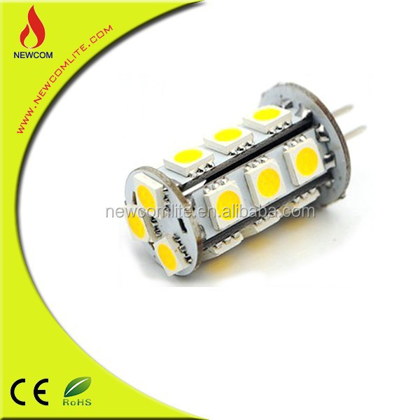 SMD5050 G4 LED light 20LM/LED