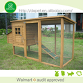 Deluxe Large Size Easy Clean Wooden Chicken Coop