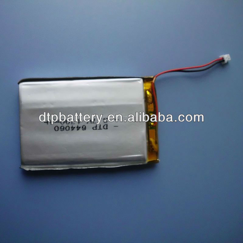 644060 3.7v gps replacement battery
