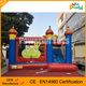 High quality inflatable jumping castle with slide