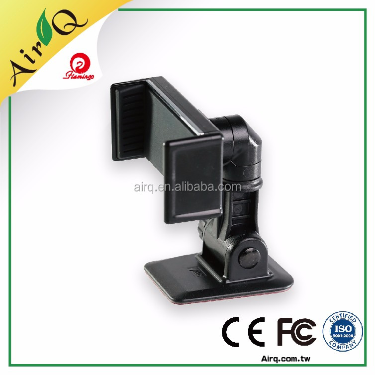 PZ-715.D Mini cel phones and tablets flexible arm magnetic base holder car mount