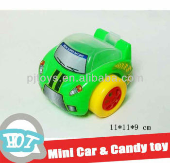 SLIDING MINI CAR (CANDY TOY) WHOLESALE CANDY