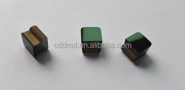 PDC Inserts special design PDC cutting insert for carbon