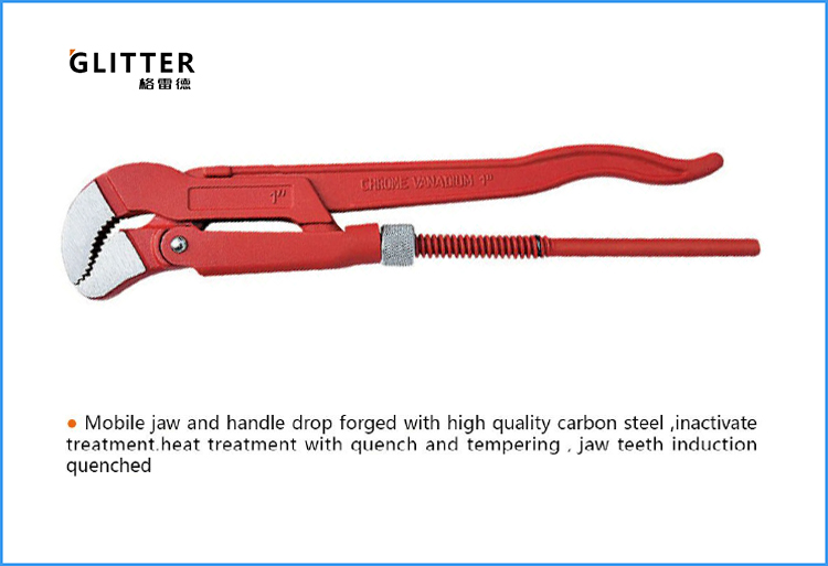 BTP10 S Type Swedish Pipe Wrench