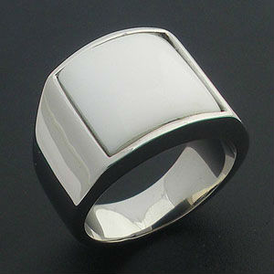 ceramic ring jewelry stainless steel