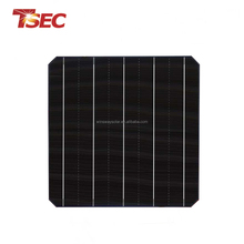 Taiwan TSEC Brand solar cells High Efficiency 20.2-20.6% PREC mono solar cells A Grade 6'' 5BB Monocrystalline solar cell