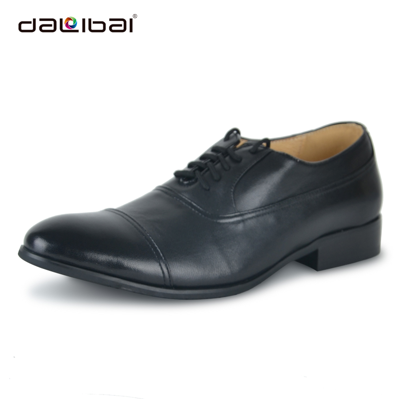 classic black shoes fashionable comfortable genuine