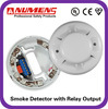 Conventional CE Certification 12-24v 2 Wires Smoke Detector Fire Alarm