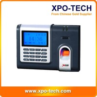 Free Software Fingerprint Time Attendance X628-C