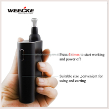 New design Convention Heating Vaporizer-- latest portable dry herb vaporizer with temperature display hebe vapor titan 2