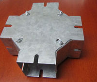 Wireway cross joint, cross tray, accsessories/fittings