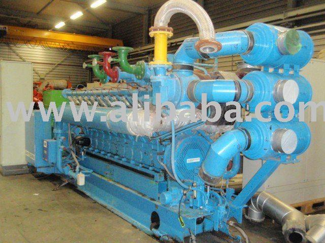 Generador de gas ge jenbacher jgs320 turbinas generadoras - Generador de gas ...