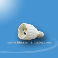 Factory Exporting E14 to GU10 lamp holder converter