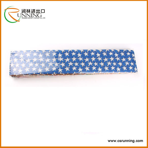For Handicraft Different Patterns Printed Crepe Paper Roll