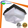 IP65 100w 120w led gas station canopy lights for in 6000K 110v