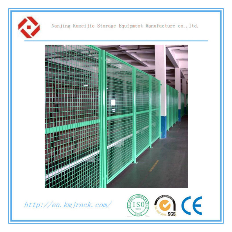 PVC Coated Wall Wire Mesh Fence For Backyard Boundary Wall