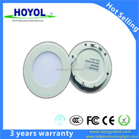 led lights with CE&RoHS, 3w 4w 6w 9w 12w 15w 18w 24w round led panel light for home