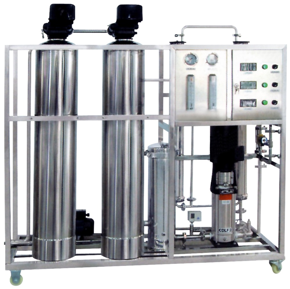 electronic pharmaceutical chemical food industry reverse osmosis water treatment from Sina Ekato