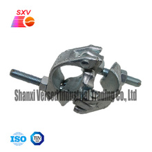 German type steel forged double scaffold coupler for ringlock scaffold