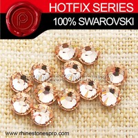 Swarovski Elements Fashionable Silk (391) 8ss Crystal Iron On Hot Fix Rhinestone