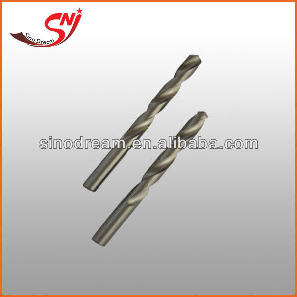 DIN1897 HSS M35 twist drill bit for metal
