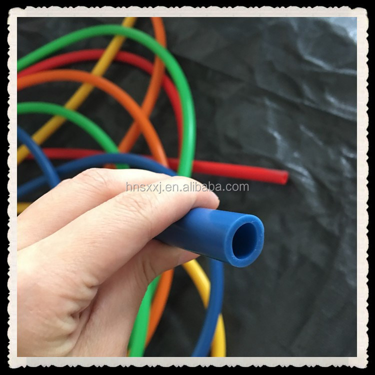 Food grade 10mm colored silicone tubing