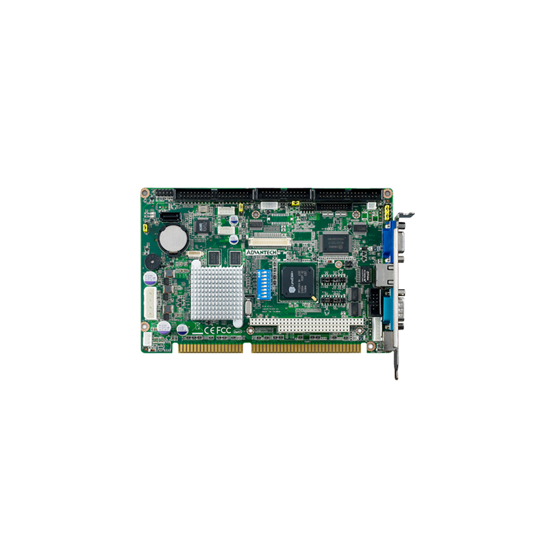 Advantech VGA+LCD dual video outputs PCA-6743 DM&P Vortex86DX ISA Half-size SBC