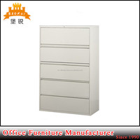 Library&office furniture knocked down structure latest metal new cheap multi drawer file cabinet