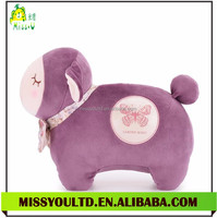 Factory Wholesale Plush Alpaca Toy Soft Alpaca Stuffed Animals