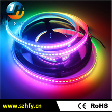 China wholesale ws2812b led strip DC 5V smd 5050 addressable rgb led strip