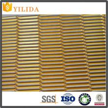 PVC coating sheet expanded metal with high quality
