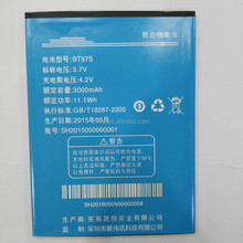 Original battery 3000mAh BT97S Mobile Phone accessories parts For ZOPO 990 zp990 c7 smartphone