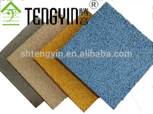 wood wool cement acoustic wall panels