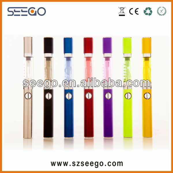 The latest design seego mechanical switch e-cigarette