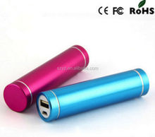 Latest rohs power bank for smartphone, perfume 2600mah power bank charger 2600mah, portable perfume power bank for travel use