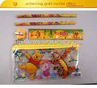 Plastic Pencil Case for Teenagery Promotion