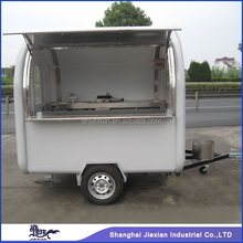 JX-FR220W Jiexian high quality good price food van mobile
