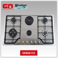 hight quality gas electric combination cookers