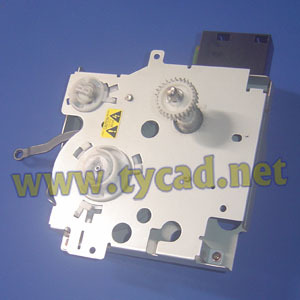laser jet 9000/9050 Drum feed drive assembly printer parts