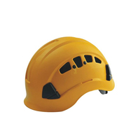 T137 Closed/Open Adjustable Security Helmet ANSI ABS Farbic Lining Breathable Hard Hat