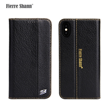 High Quality Fashion Mobile Phone Wallet Leather Case For iphone x case