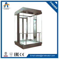 test weights elevating roof glass elevators