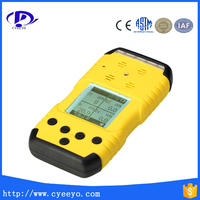 Portable safety formaldehyde test meter
