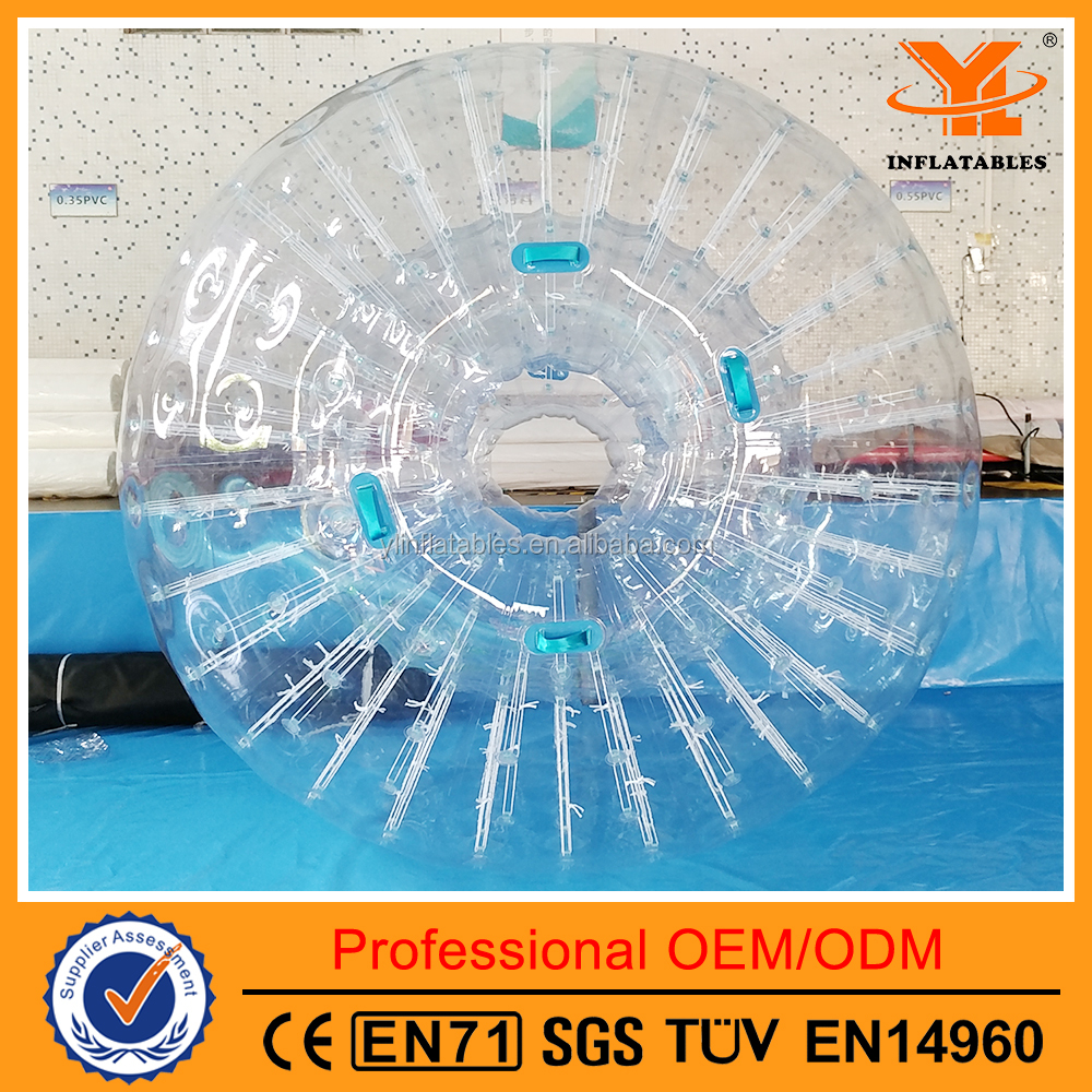 Outdoor Sport Games Transparent Zorb Ball ,Cheap Body Zorb Ball for Sale