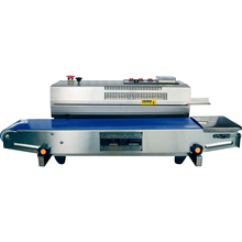 SF-150WF Horizontal continuous band sealer with protection