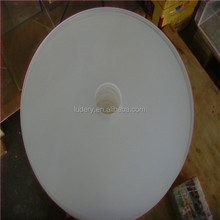 10'' round frosted LED plastic acrylic light diffuser sheet
