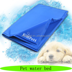Wholesale pet water bed, dog cooling gel pad, China pet supplies