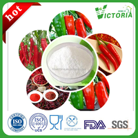 Hot Sale 10% 20% 25% 90% Natural Extract Capsaicin with lowest price